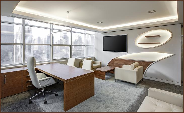 建築模型で仕事効率の高い空間を作れる